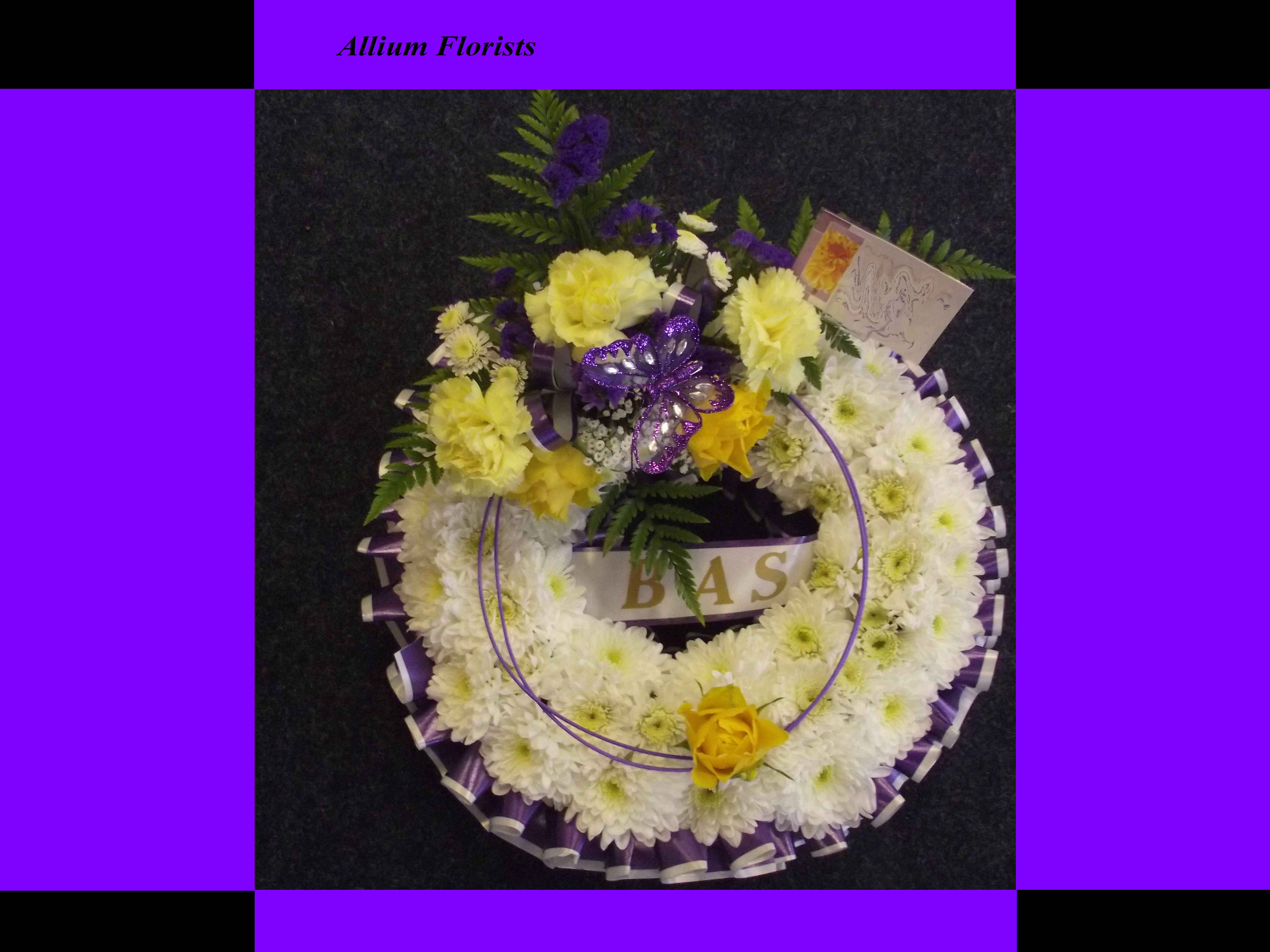 Allium Florists Flowers For All Occasions Delivered To